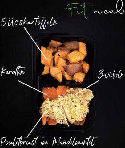 pouletbrust im mandelmantel