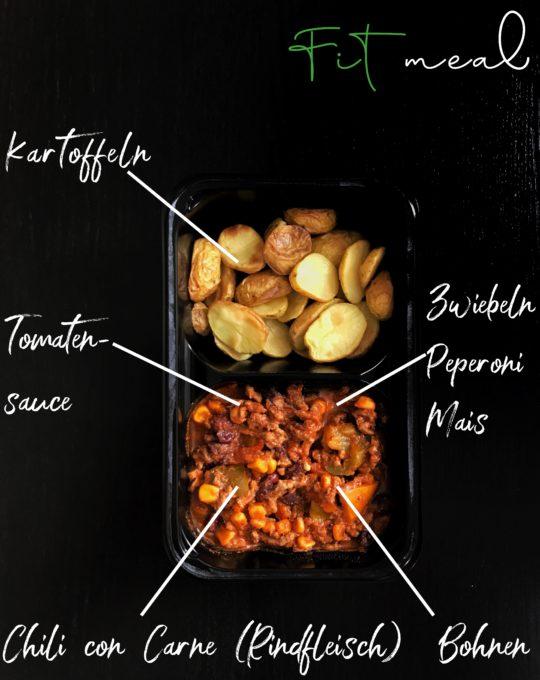 mit kartoffeln